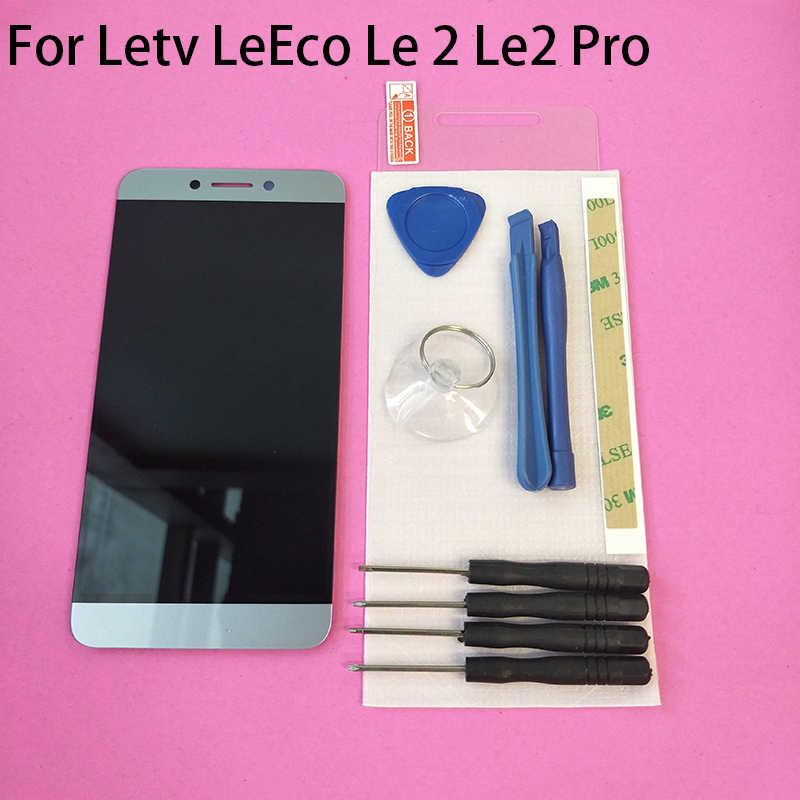 """5.5 """"Ban Đầu LCD Cho Letv LeEco Le 2 Màn Hình Hiển Thị Màn Hình Cảm Ứng cho Letv LeEco S3 X626 Màn Hình LCD Hiển Thị Lê 2 Pro X620 X526 X527 X520 X522"""