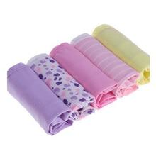 Cotton Briefs Cueca Plus Size Underwear Knickers