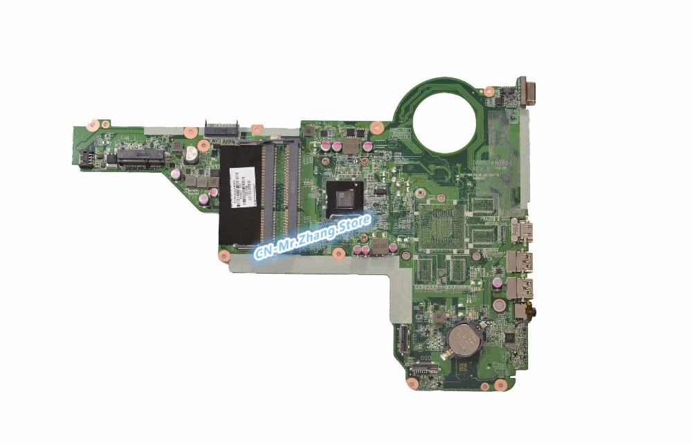 SHELI FOR HP Pavilion 17-E Laptop Motherboard W/ FOR A6-5200 CPU 758897-501 DA0R76MB6D1 DDR3SHELI FOR HP Pavilion 17-E Laptop Motherboard W/ FOR A6-5200 CPU 758897-501 DA0R76MB6D1 DDR3