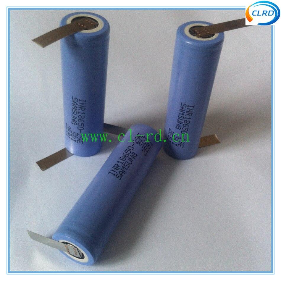 Baterias Recarregáveis power tool 18650 bateria com Tamanho : 18*65mm