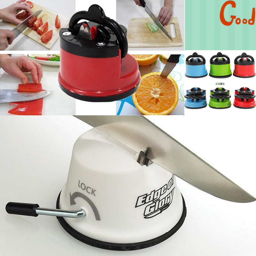 Brand Suction Edge of KNIFE SHARPENER Glory Manual Sharp Kitchen Sharpening Stone Tool for Ceramic Tungsten Chef Knife Scissor free shipping roller skates frame rocker frame banana frame with wheels 231 mm and 243 mm