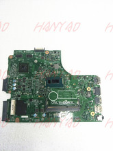CN-01P4HG 01P4HG 1P4HG For DELL 15 3542 laptop motherboard 13269-1 PWB FX3MC MB With i5 cpu Processor цена и фото
