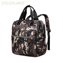 ФОТО baby care bag diaper backpack camo changing organizer mummy designer land bag nappy maternity bags for mother and dad travel