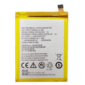 3.8V batteries Rechargeable Li Li-polymer Built-in lithium polymer battery for C880U/A/S Blade A1 mini B2015 li3928t44p8h475371