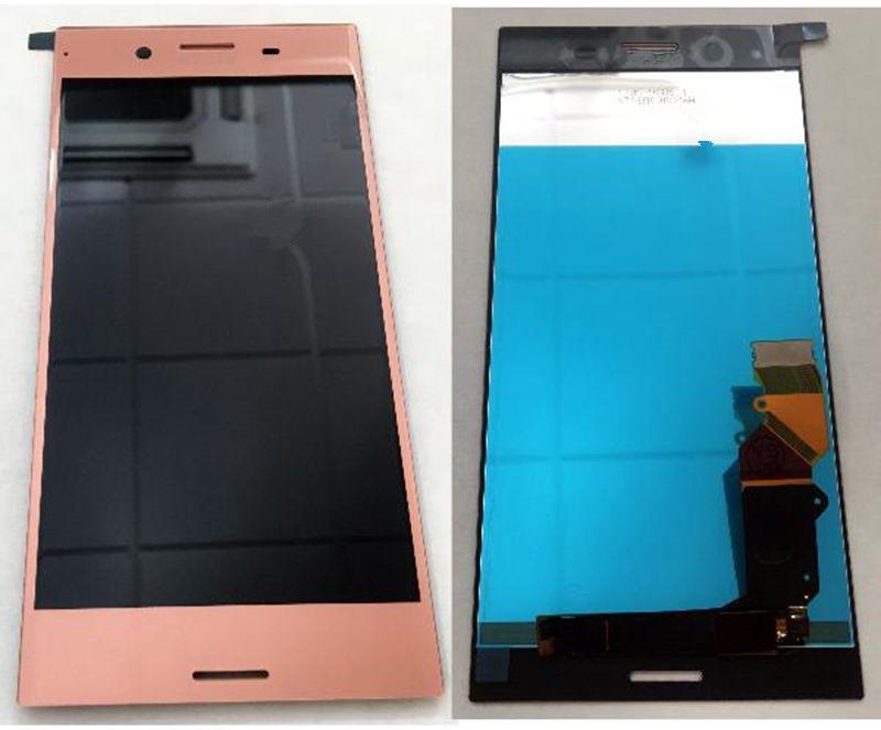Pour sony xperia XZ Premium G8141 G8142 écran Lcd avec écran tactile en verre numériseur assemblée remplacement complet pour sony XZP
