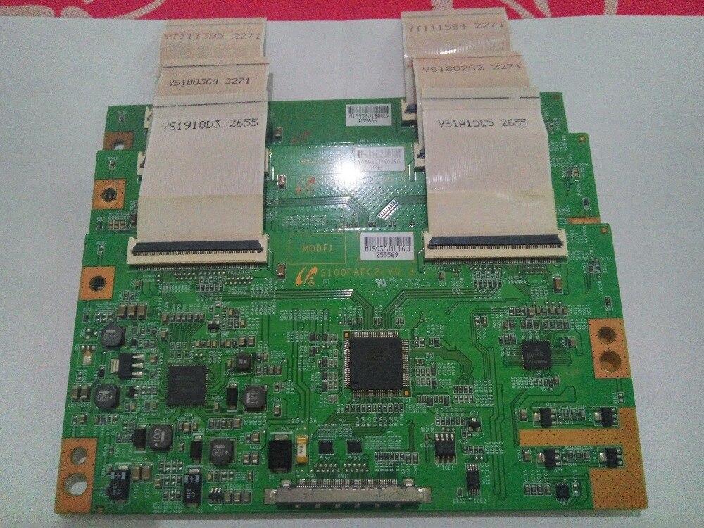 LCD مجلس S100FAPC2LV0.3 المنطق المجلس للاتصال مع LTF460HN01 LTF400HM03 LTA460HM05/3 T-CON الاتصال