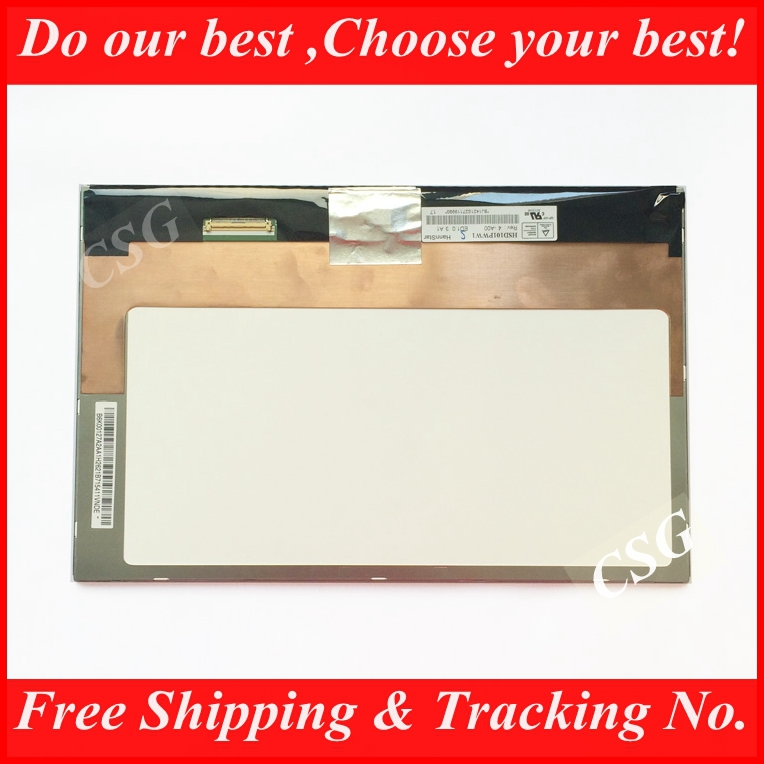 Free shipping 10.1 inch 1280*800 HSD101PWW1 A00 HSD101PWW1-A00 Rev:4 for ASUS TF300 Tablet PC LED LCD Screen Display hsd100ixn1 a00 lcd displays