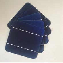 ALLMEJORES 10pcs monocrystalline solar cells 2.75W/pcs 0.5V Good quality A grade 17.6% effencicy for DIY solar panel