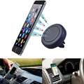 360 Degree Universal Car Holder Magnetic Air Vent Mount Dock Mobile Phone Mini Holder For iPhone6s Samsung HTC celular carro