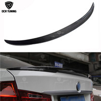Carbon Fiber Rear Wing Spoiler For 2013 2014 BMW NEW 3 SERIES 320i 328i 335i