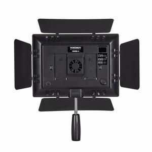 Image 2 - YONGNUO YN600L II YN600L II 600 LED Video Light Panel 3200 5500K + charger+NP F550 battery+AC Power Adapter