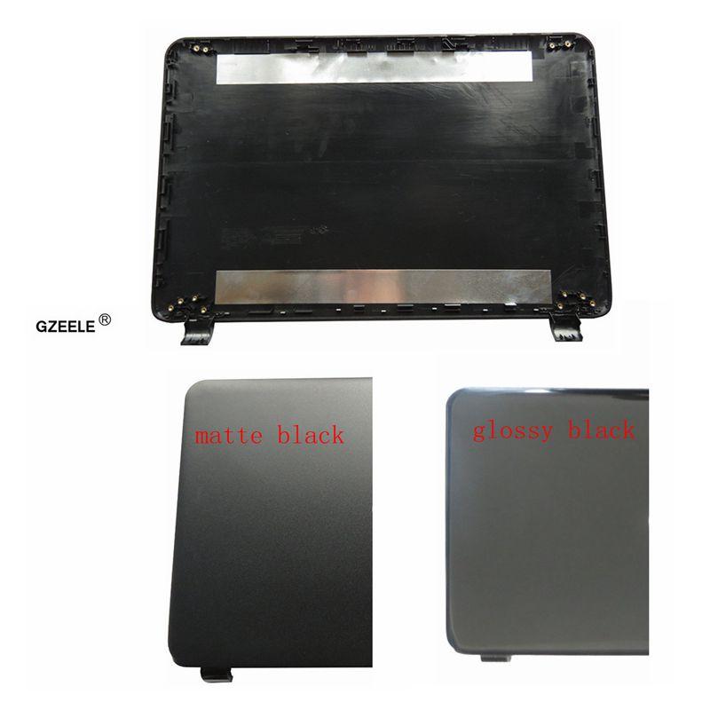 GZEELE NOVO Top Laptop LCD Back Cover para HP 15-G 15-R 15-T 15-H 15-Z 15-250 15-R221TX 15-G010DX Traseira caso 761695-001 749641-001