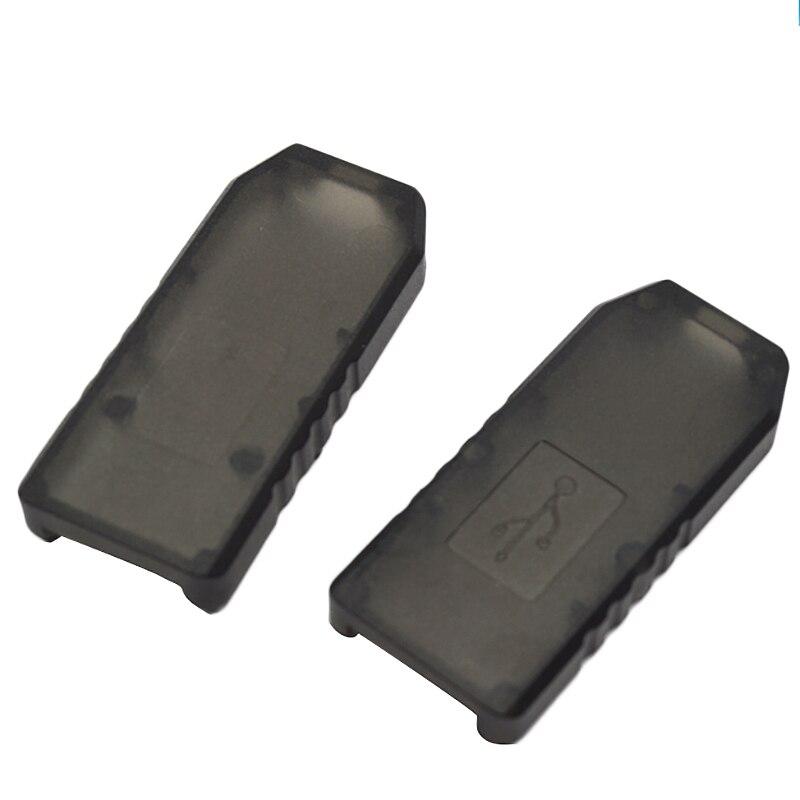 Пластиковый корпус Usb для электроники (2 шт.)