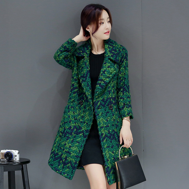 Popular Tweed Coat Womens-Buy Cheap Tweed Coat Womens lots from ...