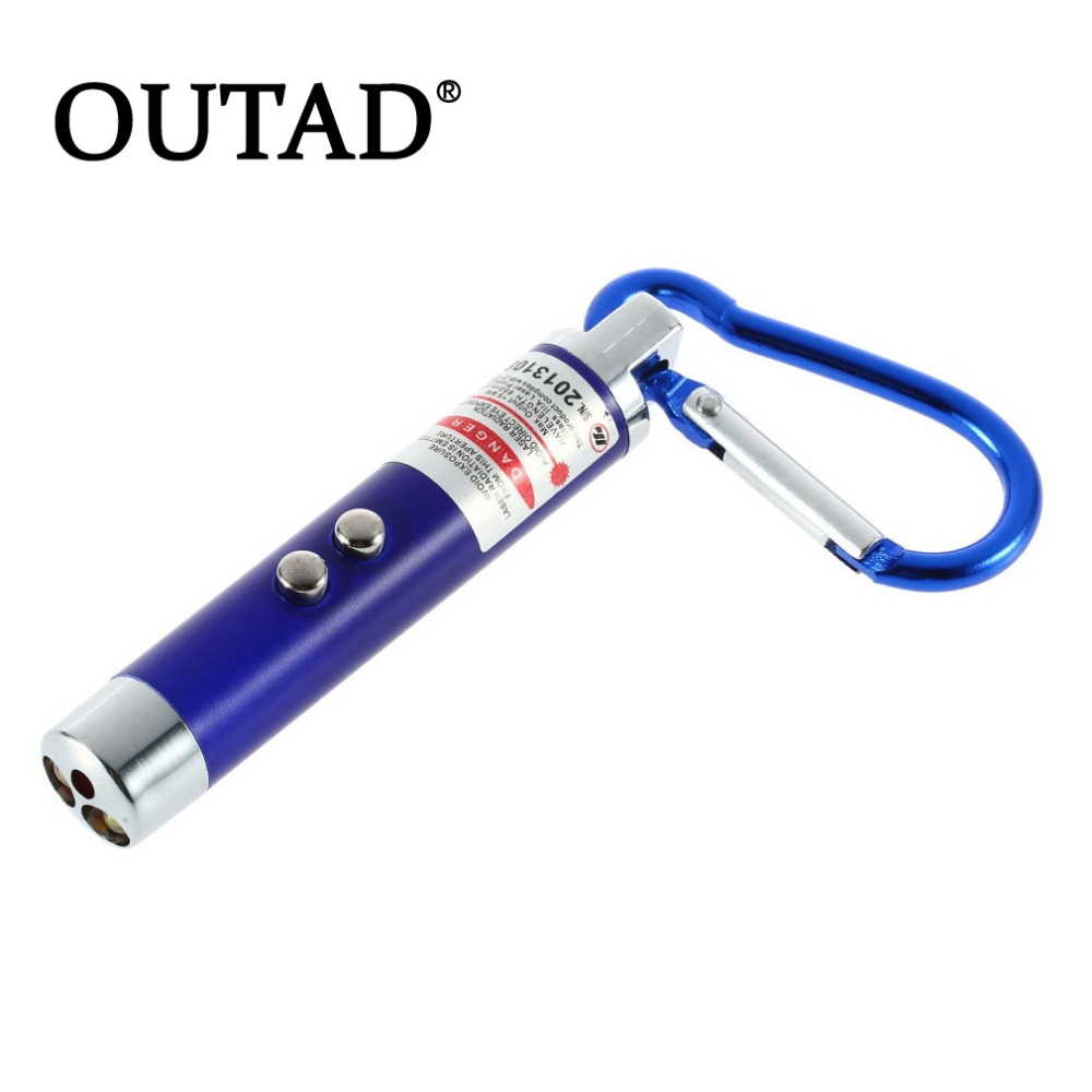 Emergency, Torch, LED, Keychain, Pointer, Shipping