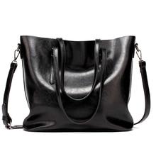 หนังผู้หญิงกระเป๋าถือหนังผู้หญิง PU Tote กระเป๋าขนาดใหญ่กระเป๋าสะพาย Bolsas Femininas Femme SAC A หลักสีน้ำตาลสีดำสีแดง