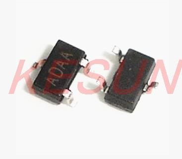China Quality <font><b>MAX809SEUR</b></font> MAX809S ADAA SOT-23 2.93V MIC Connectorroprocessor Reset IC Connector x 100PCS FREE SHIPPING image