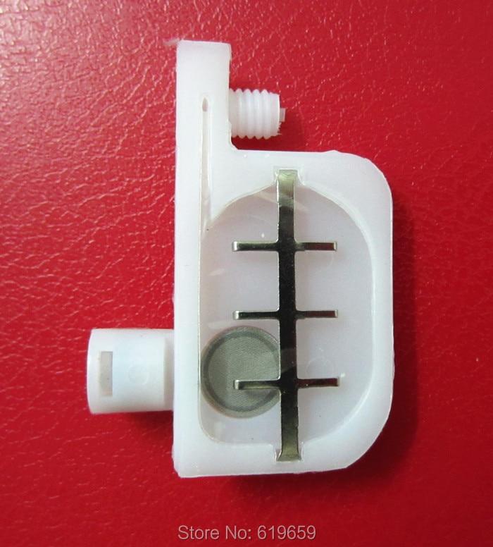 10 Stück Kompatible Tinten Dämpfer Für Epson R1800 R1900 R1390 R2400 R1100 Dx4 Drucker Tinte Kleinen Dämpfer Mit Großen Stecker