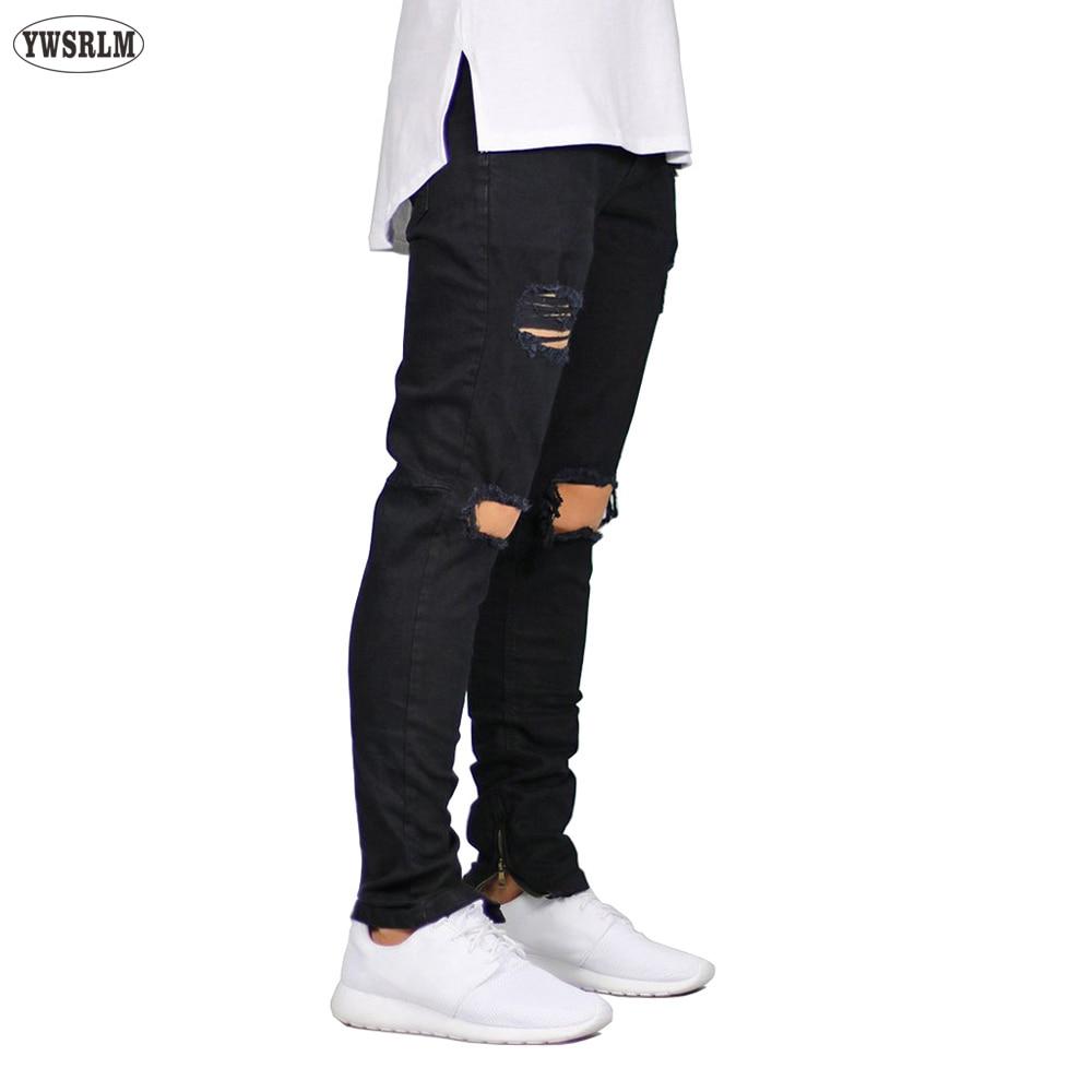 Для мужчин Джинсы для женщин Брюки для девочек джинсовые полной длины США размер 30-38