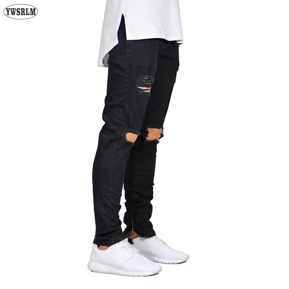 Men Jeans Pants Denim Full Length Us size 30-38