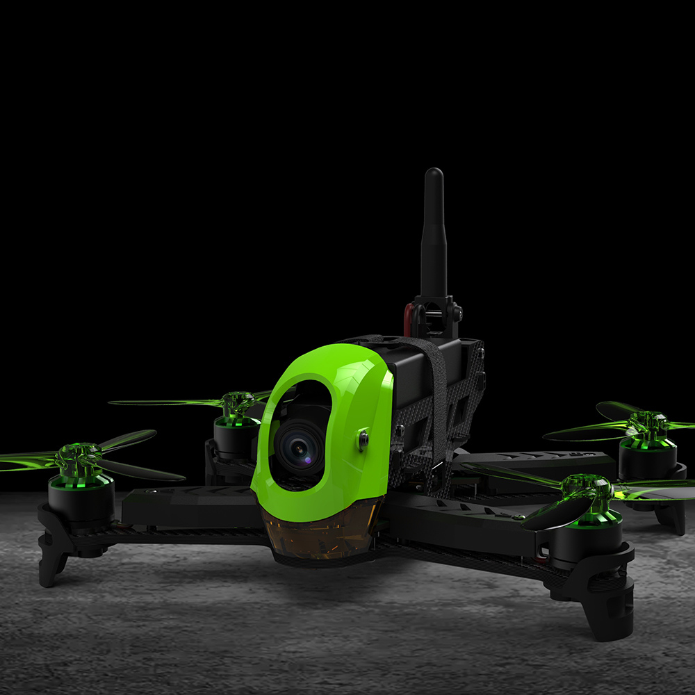 H123D Hubsan X4 Jet FPV RC Quadcopter 5.8G Micro Speed Racing Drone 720P HD RTF