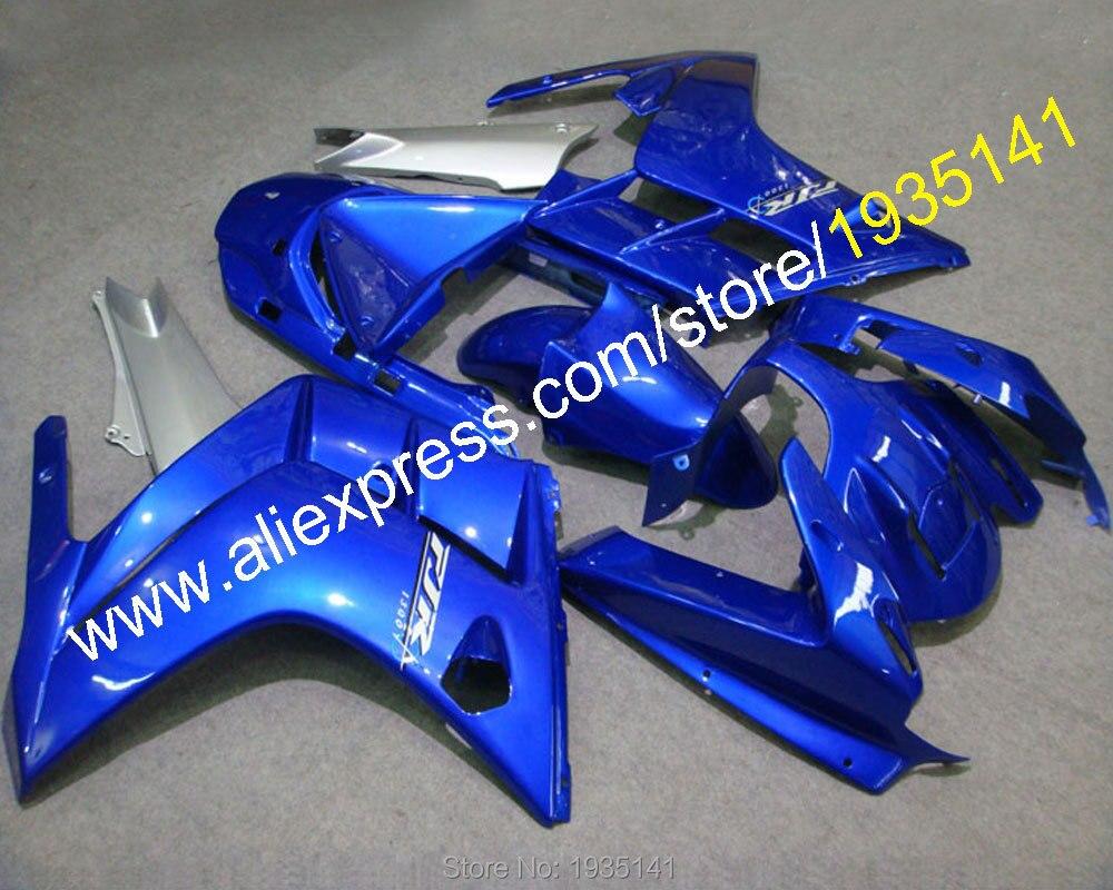 Ventes chaudes, moto Carénage kit Pour Yamaha FJR1300 2002 2003 2004 2005 2006 FJR 1300 02 03 04 05 06 moto carénage raccords