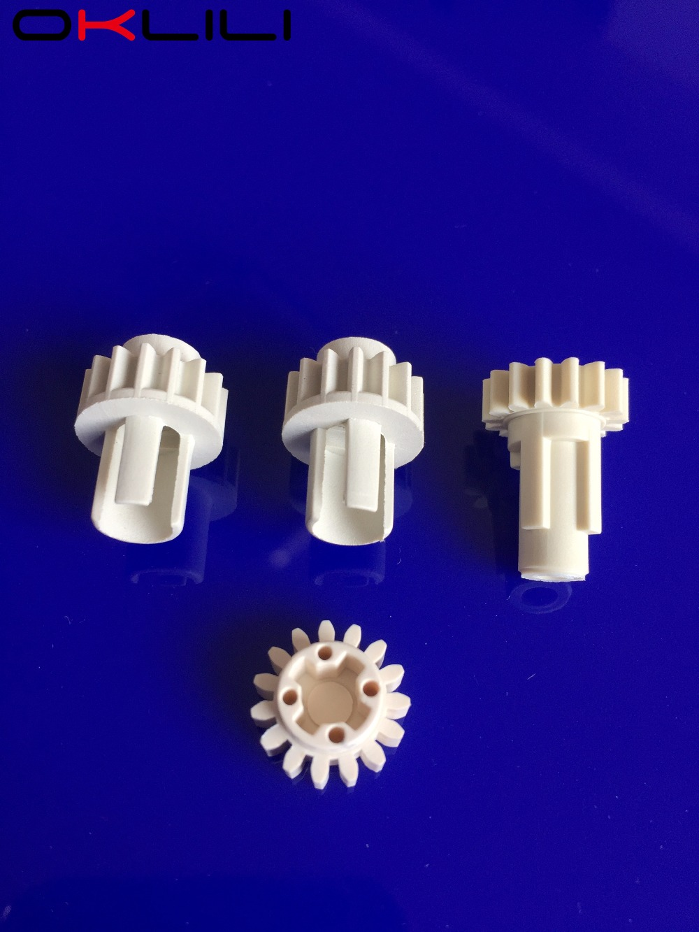 RC1-6285-000 Fuser Gear Set 15T for HP 2700 3000 3600 3800 CP3505 for Canon MF8450 MF9150 MF9170 MF9220 C1022 C1030 LBP5300 5360
