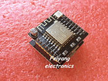 ESP8266 serial WIFI Witty cloud Development Board ESP-12F module MINI nodemcu(China (Mainland))