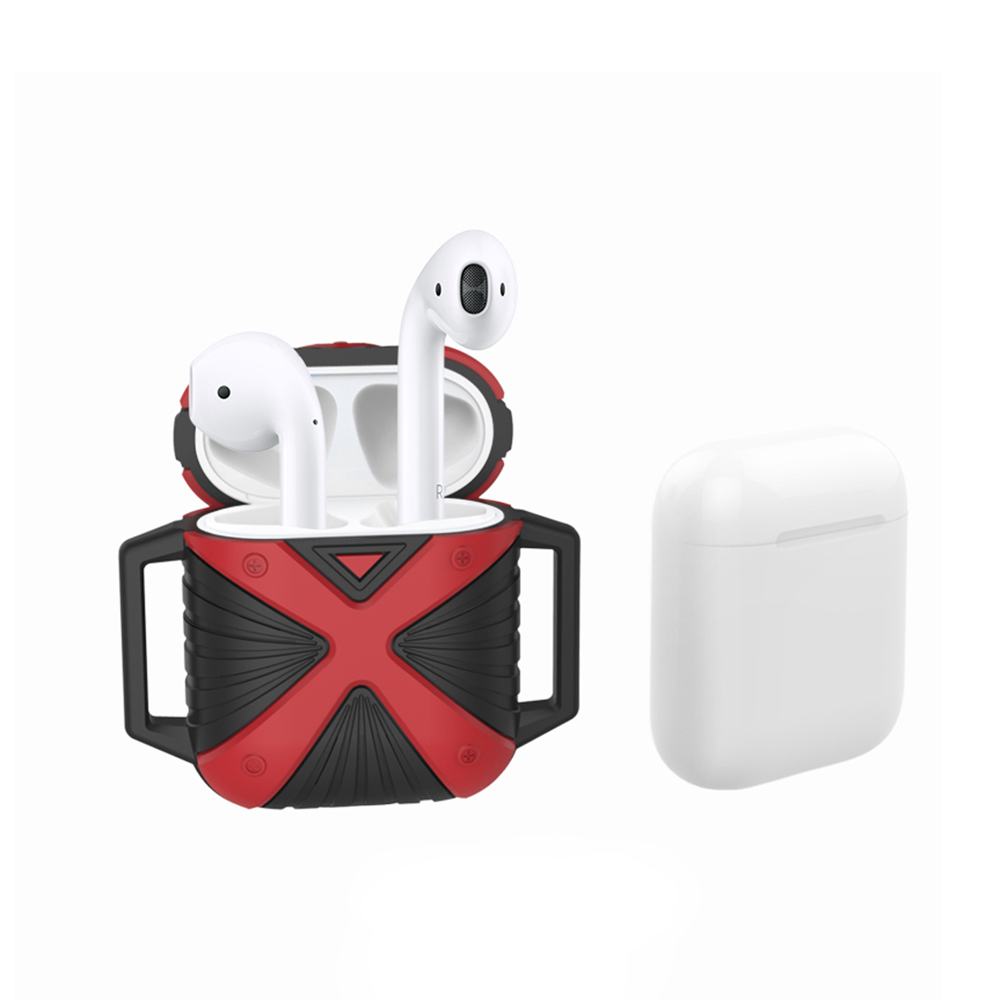 For Apple IPhone Airpods Wireless Bluetooth Earphone Charging Earpods Case High Protection