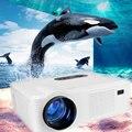 Excelvan cl720 proyector 3000 lúmenes hd de cine en casa nativa 720 p apoyo 1080 P Led Proyector HDMI/VGA/USB/AV/ATV proyector