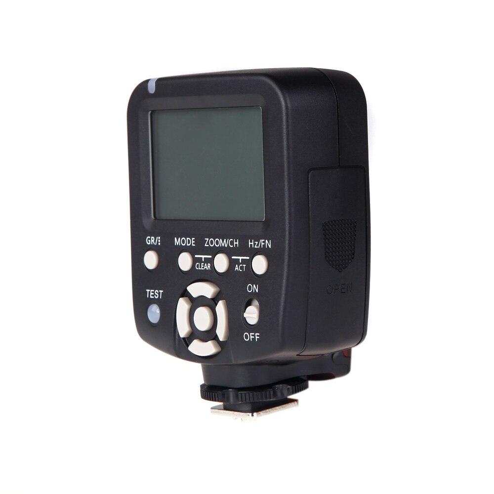 Yongnuo YN560-TX C անլար Flash վերահսկիչ և ձգան - Տեսախցիկ և լուսանկար - Լուսանկար 4