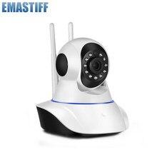 Câmera de vigilância residencial, 720p/1080p ip sem fio wi-fi, visão noturna cctv, bebê monitor 1920*1080