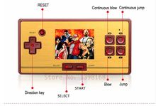 Classic video games console/ jamma Retro classic Nostalgic Handheld Game Player,video game console, 600 games Don't repeat !!!