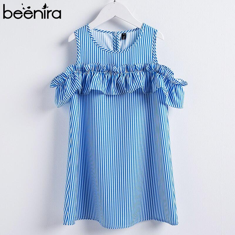 Otroška blagovna znamka Beenira poletna obleka 2019 Novo dekleta - Otroška oblačila