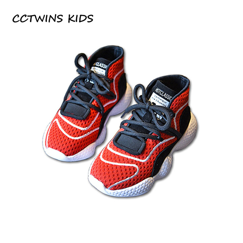 CCTWINS KIDS 2018 Autumn Children Fashion High Top Sneaker Baby Girl Black Casual Trainer Boy Brand Sport Shoe FH2212 cctwins kids 2017 spring high top usb rechargeable lighted girl brand trainer baby boy shoe led children fashion sneaker f1312