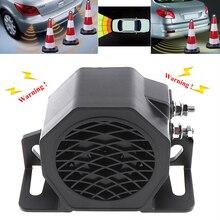 Черный 105dB Реверсивный резервный сигнальный динамик для мотоцикла автомобиля