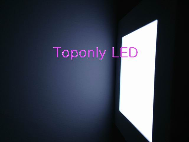 48w led ceiling flat light 600*600 AC85-265V super bright 4050lm white color CRI>80 no flicker embeded 10pcs/lot by cheap price