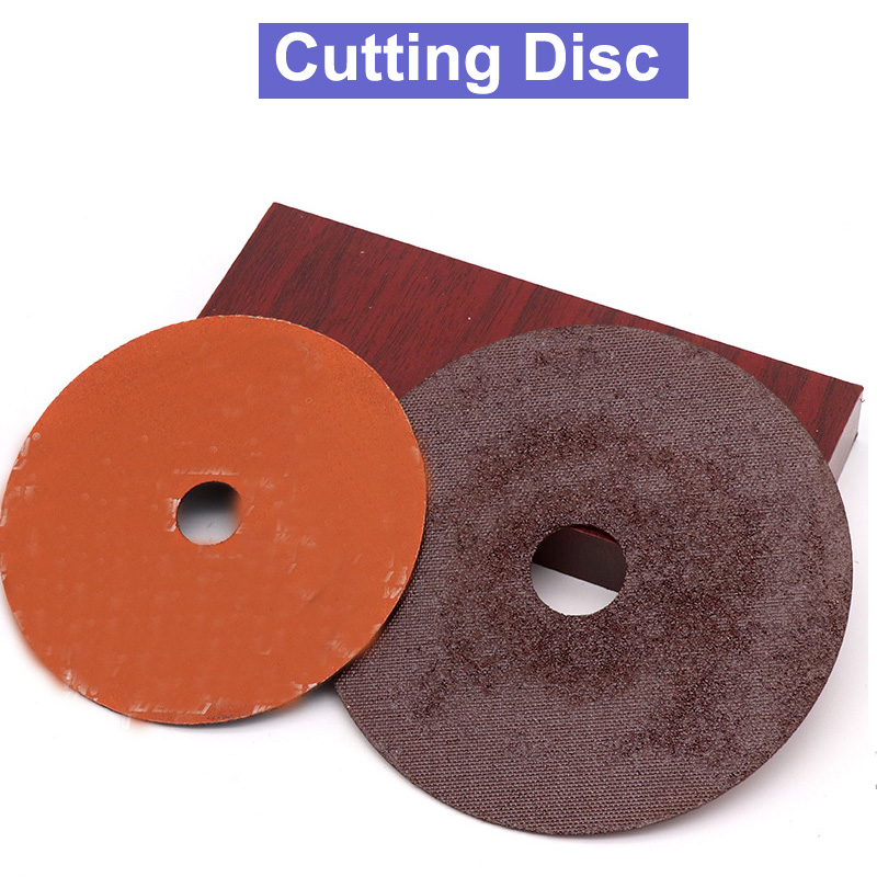 1pcs 125mm Resin Cutting Disc Grinding Wheel Abrasive Cutting Discs Drill For Stainless Steel & Metal Angle Grinder Accessories