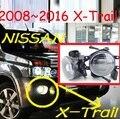 X-Trail, Tiida противотуманные фары, 2 шт., LED, Livina дневного света, Свободный корабль! D50 противотуманная фара, R50, X-Trail, Pdf
