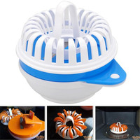 DIY Low Calories Microwave Oven Fat Free Potato Chips Maker Baking & Pastry Tools Free Shipping