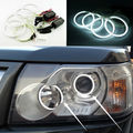 Для Land Rover Freelander 2 2009 2010 2011 2012 Отлично Ultrabright подсветки CCFL Angel Eyes Halo Кольцо Angel Eyes kit