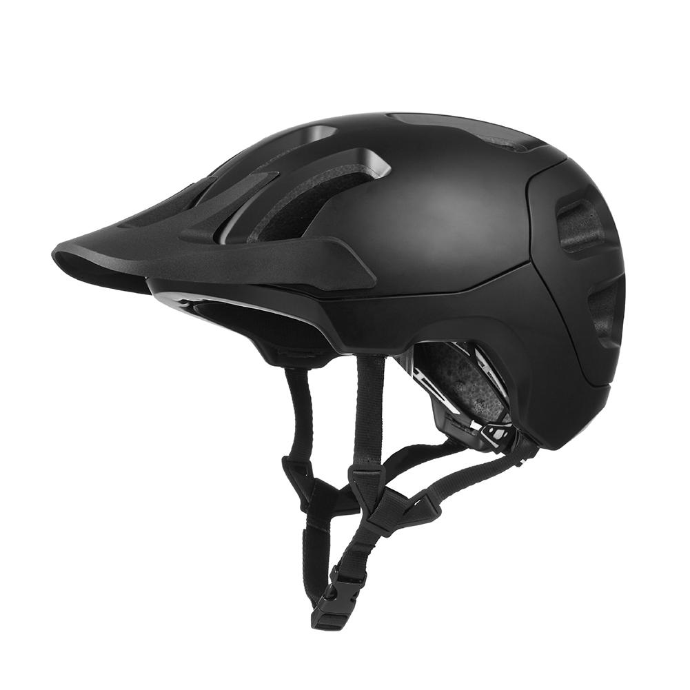 Bicycle Helmets MTB Cycling Bike Sports Safety Helmet OFF-ROAD Super Mountain Bike Cycling Helmet BMX One-Piece Big Riding Hat child bicycle helmet safety mountain road bike helmet for skating skateboard climbing mtb bmx cycling helmet orange l