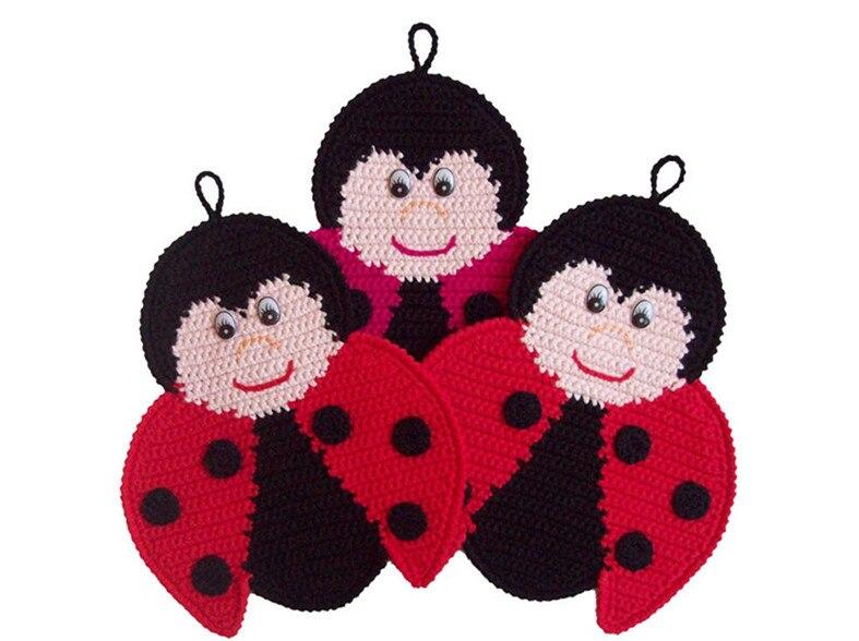 Miraculous Crochet Amigurumi of Ladybug and Cat Noir – So Good ... | 588x787