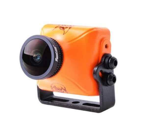 """Nouvelle caméra RunCam Night Eagle 2 PRO 1/1. 8 """"CMOS 2.5mm 800TVL 0.00001 LUX 4:3 FPV avec micro OSD intégré pour Drone"""
