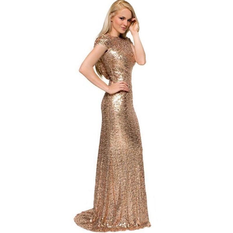 Long sleeve sequin dresses under 100 - Dressed for less