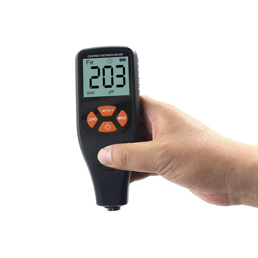Width Measuring Instruments Range 0-1500um Car Paint Thickness gauge Single point/continuous measurement mode paint testerWidth Measuring Instruments Range 0-1500um Car Paint Thickness gauge Single point/continuous measurement mode paint tester