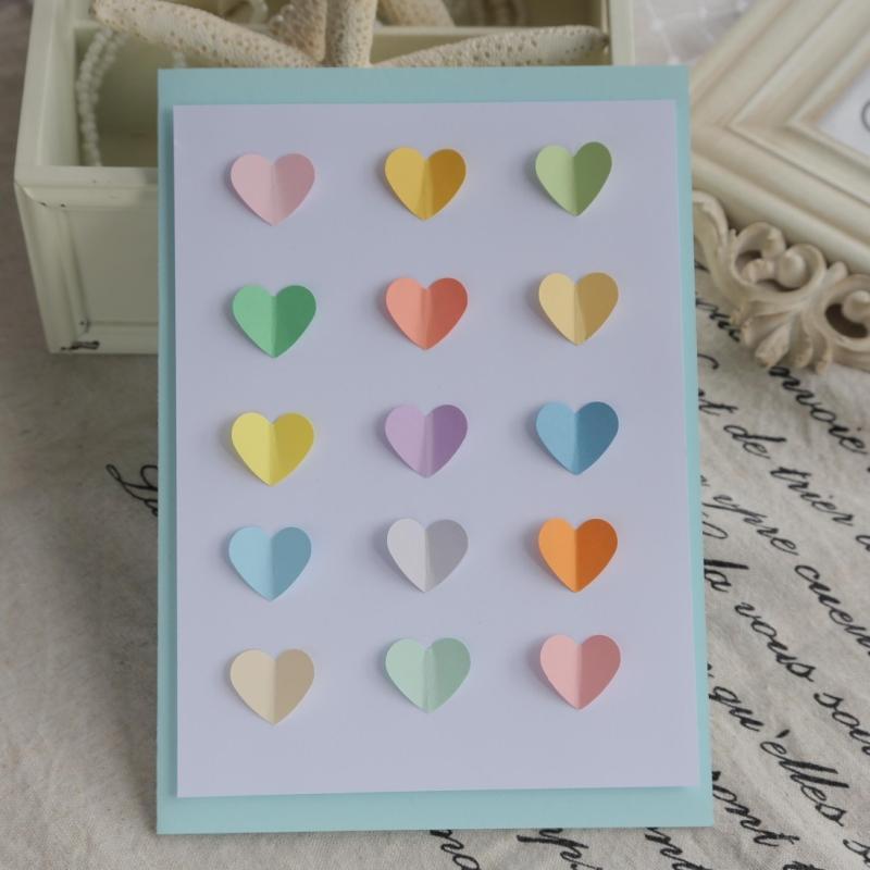 Wedding Gift Ideas For Kids: Children Material Diy Handmade Cards Business Cards