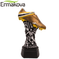 30 8cm 12 1 Height European Cup Football Shoes Figurine Award Souvenir Football World Cup Socce