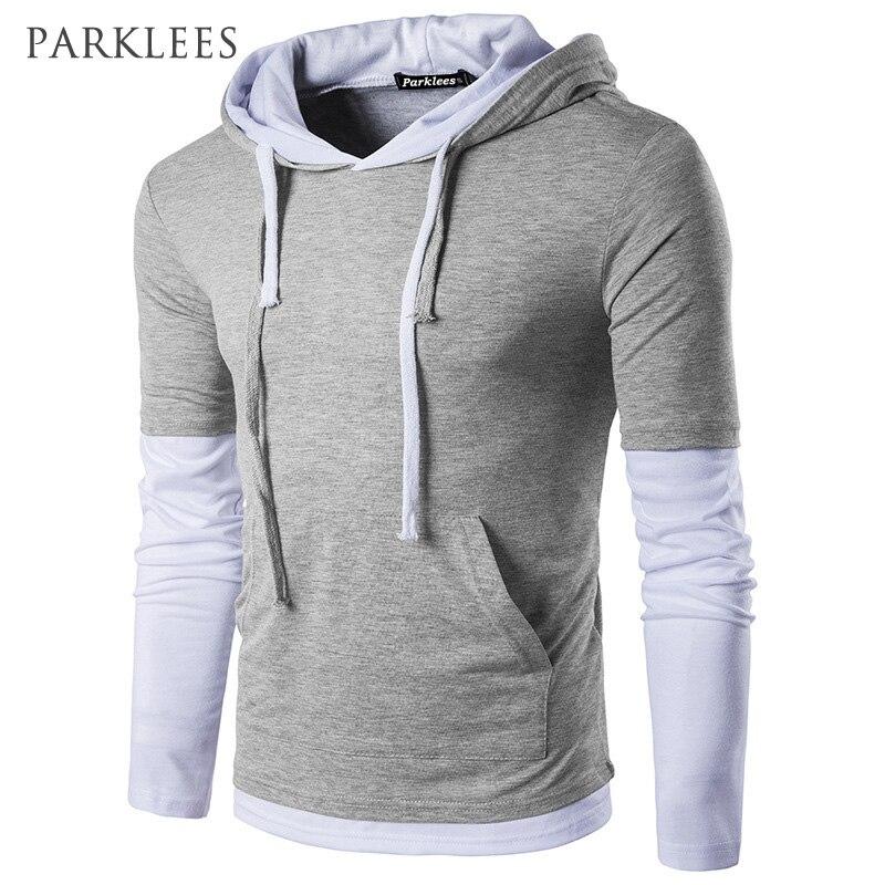Online Get Cheap Hooded Long Sleeve T Shirt Men -Aliexpress.com ...