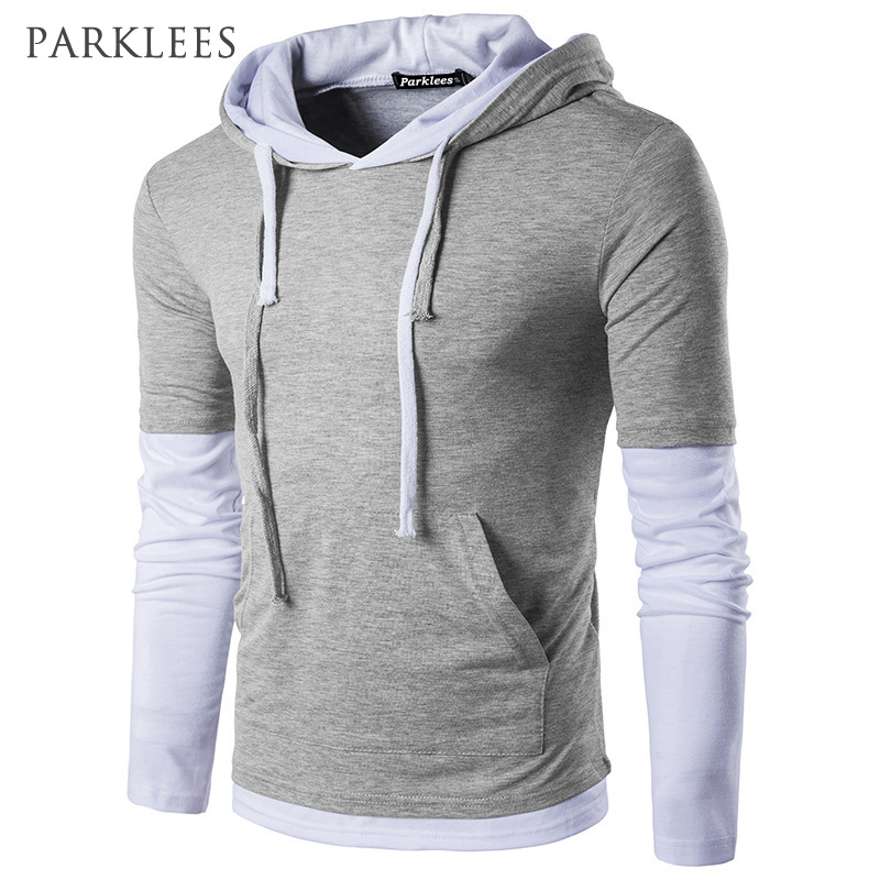 Workout in style with men's hooded workout shirts from DICK'S Sporting Goods. Find a better price somewhere else? We'll match it with our Best Price Guarantee!